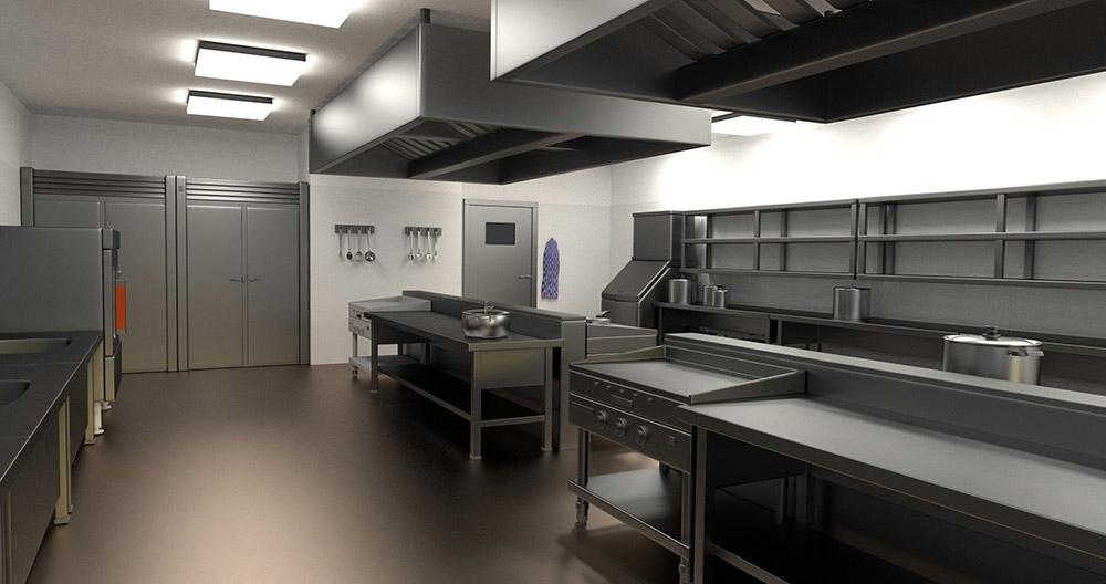 Cuisines Professionnelles Au Trait Et Dans Le Departement De L Eure